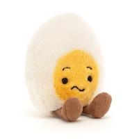 Confused Boiled Egg (14x8cm)