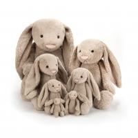 Bashful Beige Bunny small (18x9cm)