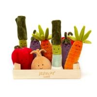 Vivacious Vegetable Carrot (H17cm)