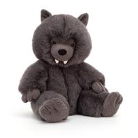 Wilf Wolf (28x23cm)