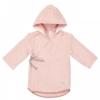 Baby Bademantel Dijon Organic, Shadow Pink, Gr. 74/80