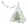 Little Dutch Tipi Zelt - mint