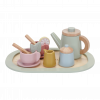 Holz Tee-Set 12-teilig
