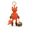 Cordy Fox Activity Toy (28x9cm)