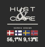 Hust Claire logo